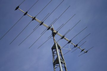 Antenowy kabel koncentryk