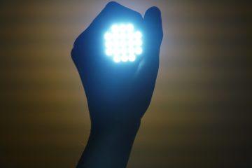 Oświetlenie tam, gdzie jest potrzebne